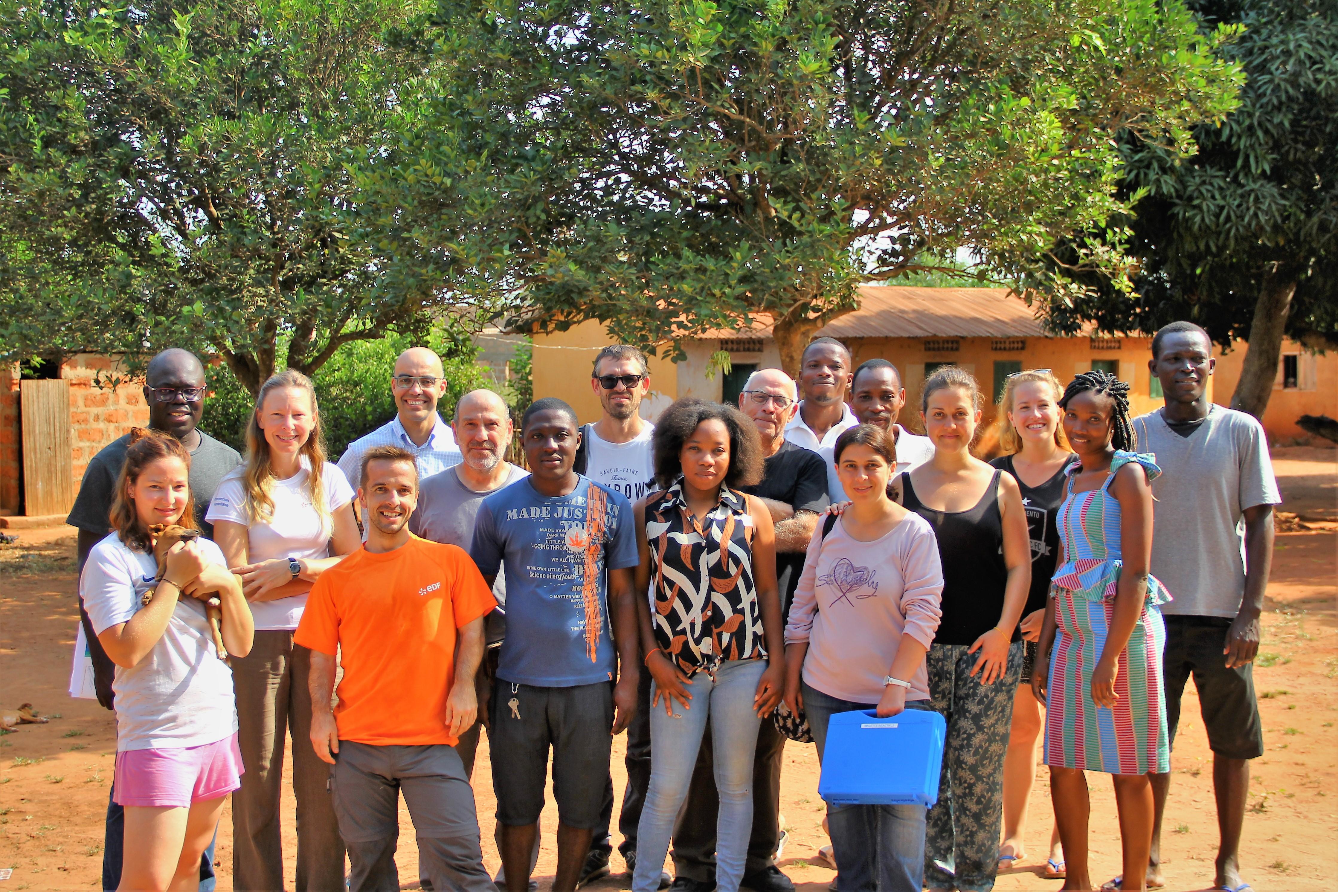 Mission novembre 2018 au Togo